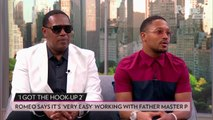 Master P & Romeo Miller Say 'I Got the Hook-Up 2' Is 'More' Than a Movie: 'This Is a Movement'