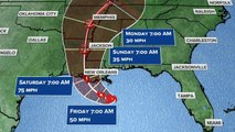 What to expect from Tropical Storm Barry