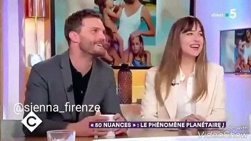 Dakota Johnson Funny Moments