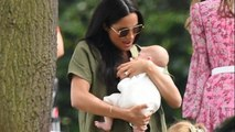 Meghan Markle Scrutinized for Way She Held Baby Archie