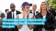 Justin Bieber Is 'Not in a Rush' to Have Kids With Wife Hailey Baldwin
