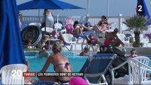 Prix attractifs, sécurité renforcée... Après la vague d'attentats, les touristes sont de retour en Tunisie