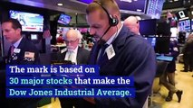 Dow Jones Pushes Past 27,000 for New Record High