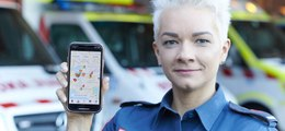 The GoodSAM App Helps Civilians Save Lives