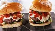 Make This Burger For The Garlic Lover In Your Life