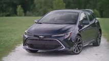 The Toyota Corolla Hatchback Manual Is Shockingly Fun