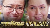 Lola Flora feels confident with Cardo's plan against Bungo | FPJ's Ang Probinsyano