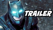 Batman v Superman Comic Con Trailer Breakdown and Suicide Squad