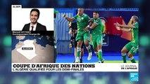Can 2019: des incidents sur les Champs-Élysées après la victoire de l'Algérie