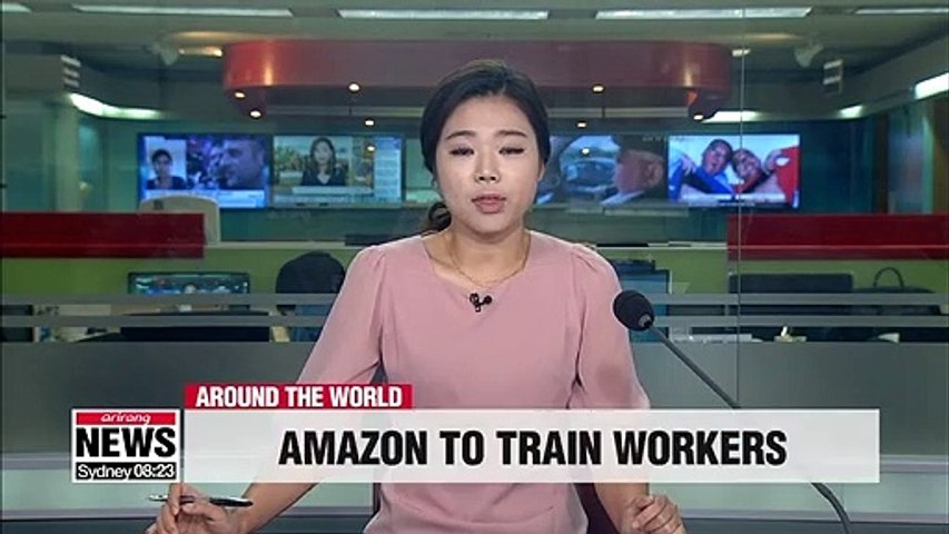 Amazon pledges $700 million to retrain workers in new skills