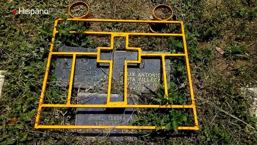 En El Cementerio del Este los familiares no consiguen a sus muertos