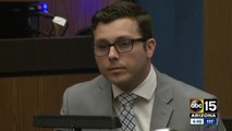 Mesa officer acquitted of murder retires, receives pension from city