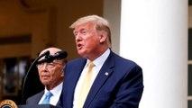 Trump changes course on citizenship question