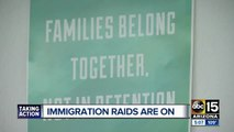 Valley families preparing for the potential of ICE raids
