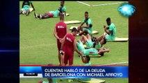 Cuentas no tiene claro si continuará en Barcelona