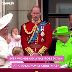 The Royal Family's Special Holiday Traditions