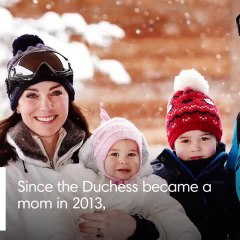 These Moments Prove That Kate Middleton Is the Coolest Mom