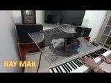 Hailee Steinfeld ft. DNCE - Rock Bottom Piano by Ray Mak