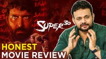 Super 30 FIRST HONEST REVIEW | Hrithik Roshan, Mrunal Thakur | Bollywood Now