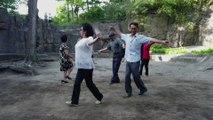 Pyongyang's take on square dancing
