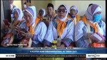 Jemaah Calon Haji Asal Maluku Utara Tiba di Asrama Sudiang Lebih Awal