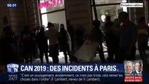 CAN 2019: la fête dégénère près des Champs-Élysées après la victoire de l'Algérie, deux magasins pillés