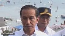 Jokowi Ingin Jadikan Labuan Bajo Wisata Premium