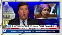 Tucker Carlson: It's Not My Race, It's Yours