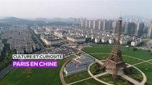 Vous pensez être à Paris? Bienvenue à Tianducheng!