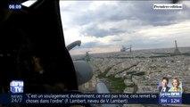 Les images aériennes des répétitions du défilé aérien du 14 juillet au-dessus de Paris