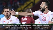 Let's finish AFCON in style - Tunisia coach Giresse