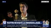 """""""Le jour de l'espoir est arrivé."""" François Ruffin revisite la Marseillaise avec un groupe punk"""