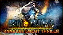 Ion Fury - Trailer date de sortie PC