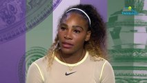 Wimbledon 2019 - Does Serena Williams have the pressure and fear of missing her 24th Grand Slam ?