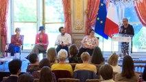 Délégation aux droits des femmes - 20 ans d'engagements - Catherine Coutelle - Jeudi 11 juillet 2019