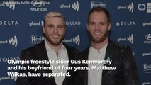Gus Kenworthy Splits From Longtime Boyfriend