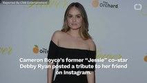 Debby Ryan Shares Video Of Cameron Boyce On Instagram