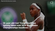 What You Should Know Today About Tennis Phenom Cori 'Coco' Gauff