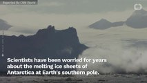 As Antarctica's Ice Melts, Time To Prevent Global Destruction Is Running Out