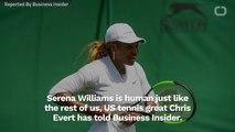 What Makes Serena Human?