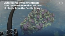 Environmental Group Hauls Out 40 Tons Of Trash From Great Pacific Garbage Patch