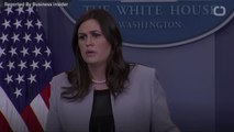Five Sarah Huckabee Sanders Moments You'll Never Forget