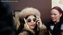 Cardi B Upset With Reporter For Ambushing Her On Streets Of New York