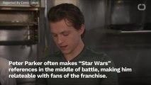 Tom Holland Reveals He Is Not A 'Star Wars' Fan