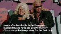 Dog The Bounty Hunter Reveals Beth Chapman's Heartbreaking Final Words