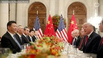 U.S. Looks To Re-Launch Trade Talks After G20 Meeting