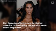 Kim Kardashian Releases Shapewear Line 'Kimono', Slammed For Featuring Thin Models