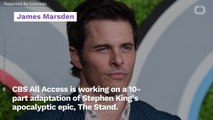 Report: James Marsden, Amber Heard in Negotiations to Star in The Stand Miniseries