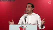 Greek PM Urges Party To Regroup Before Snap Election