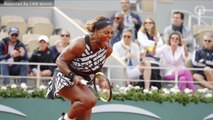Serena Williams Wins 800th Match At French Open